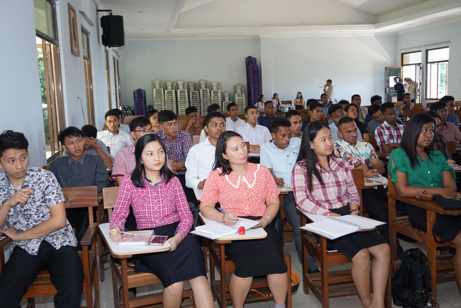 Ospek 2019 mahasiswa