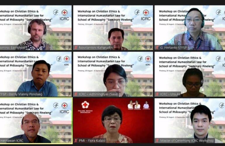 Workshop Etika Kristiani dan Hukum Humaniter Internasional